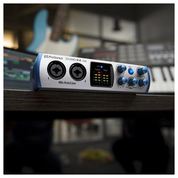 PreSonus Studio 2 4 - Lifestyle