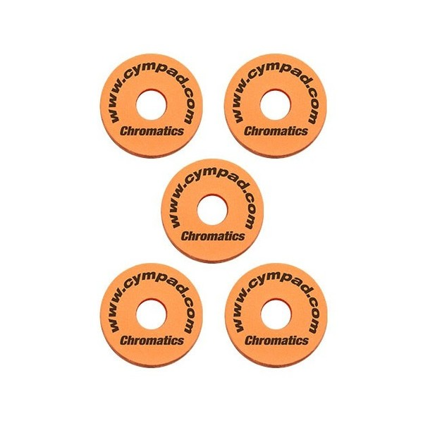 Cympad Chromatics 40/15mm Set, Orange