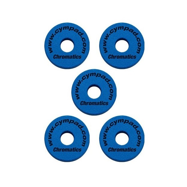 Cympad Chromatics 40/15mm Set, Blue