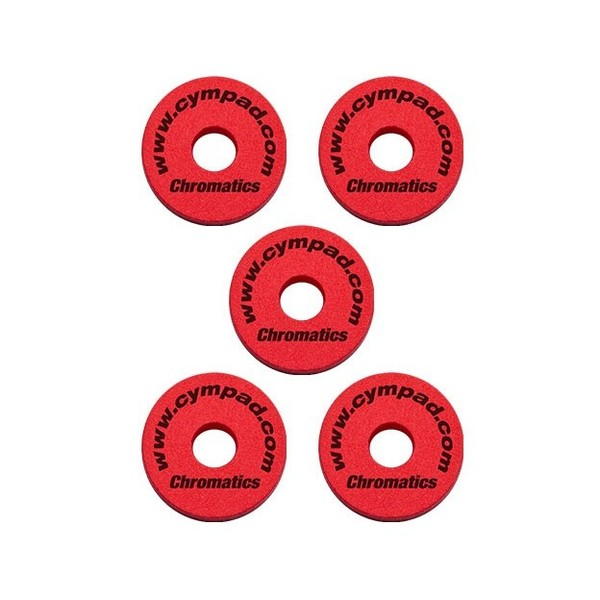 Cympad Chromatics 40/15mm Set, Red
