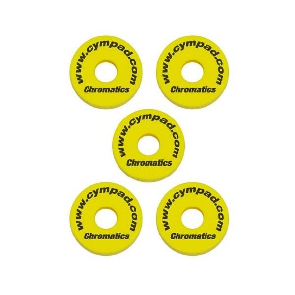Cympad Chromatics 40/15mm Set, Yellow