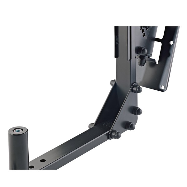 K&M 24173 Speaker Wall Mount, Black