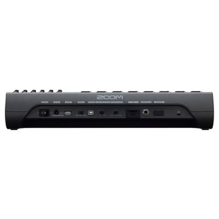 Zoom L-20 LiveTrak Mixing Console - Rear
