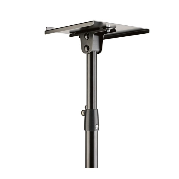 K&M 26754 Monitor Stand, Black