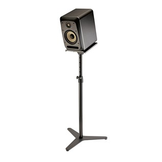 K&M 26754 Monitor Stand, Black