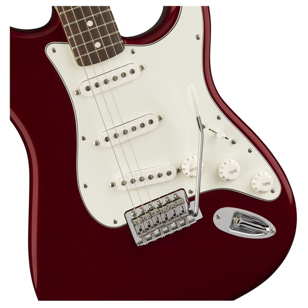 Fender Standard Stratocaster PF, Candy Apple Red