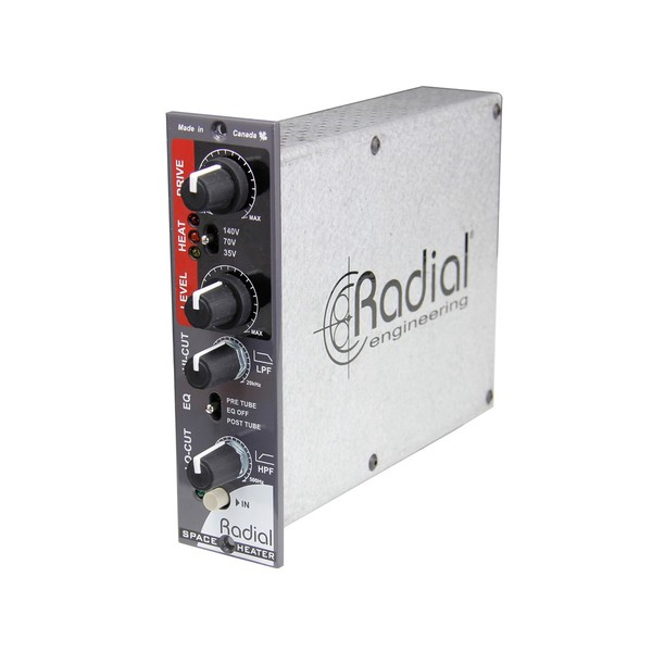 Radial Workhorse Space Heater 500 Series Tube Distortion