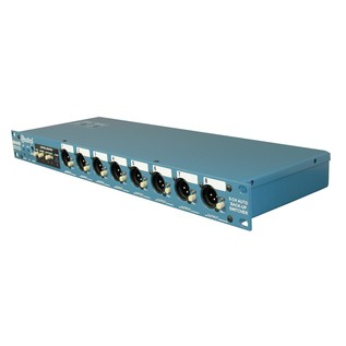 Radial SW8 8-Channel Auto-Switcher, Angled Left