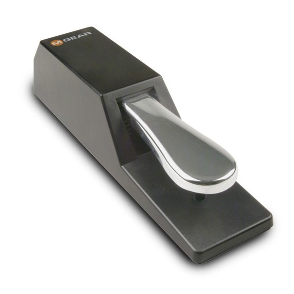 M-Audio SP-2 Piano Style Sustain Pedal - Front