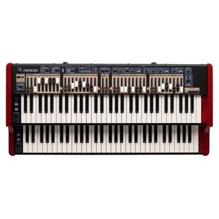 Nord C2D Combo Organ - Top