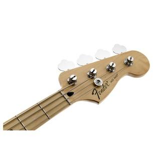 Fender Standard Jazz Bass MN, Black Headstock