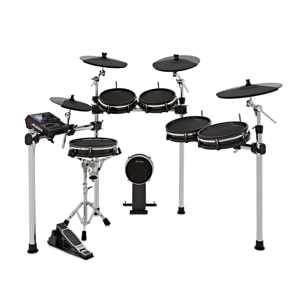alesis dm10 mkii pro electronic drum kit at gear4music com