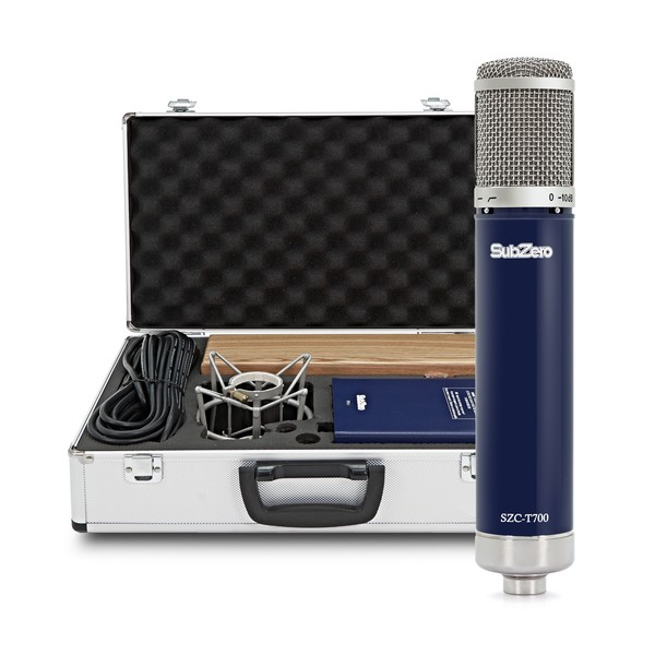 SubZero Tube Microphone
