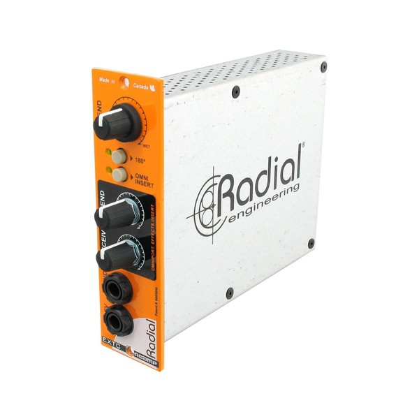 Radial Workhorse EXTC-500 500 Series Guitar Effects Interface
