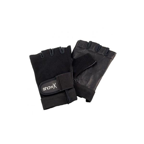 Shaw Medium Fingerless Drummers Gloves