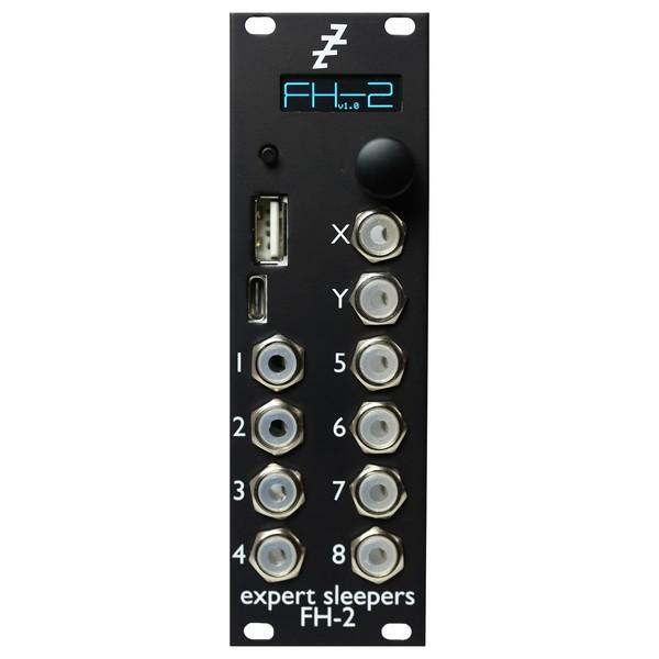 Expert Sleepers FH-2 Faderhost Eurorack USB Controller Interface - Main