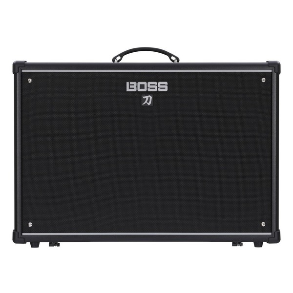 boss katana 100 2x12 guitar amplifier w cover footswitch at gear4music. Black Bedroom Furniture Sets. Home Design Ideas