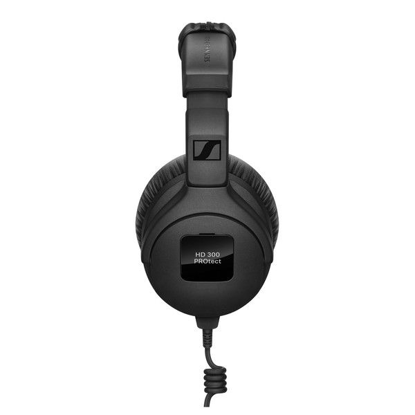 Sennheiser HD 300 PROtect Professional Monitoring Headphones, Side