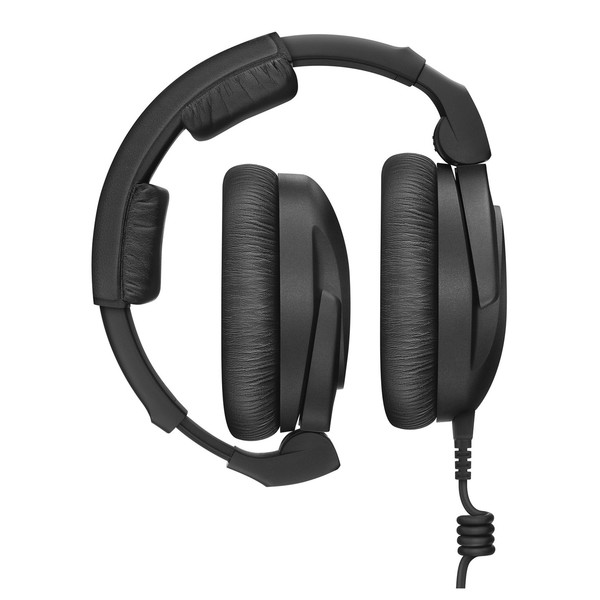 Sennheiser HD 300 PROtect Professional Monitoring Headphones, Folded