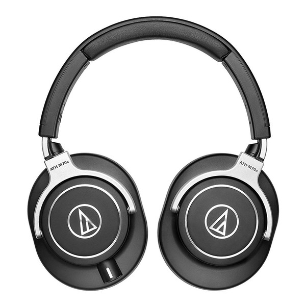audio technica ath m70x professional monitoring headphones at gear4music. Black Bedroom Furniture Sets. Home Design Ideas