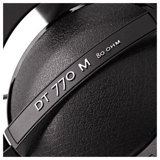 Beyerdynamic DT 770 M Monitoring Headphones, 80 Ohm