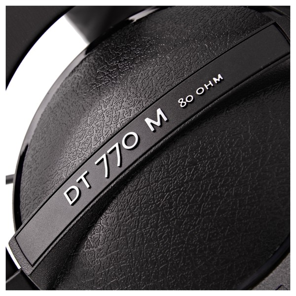 Beyerdynamic DT 770 M Monitoring Headphones, 80 Ohm