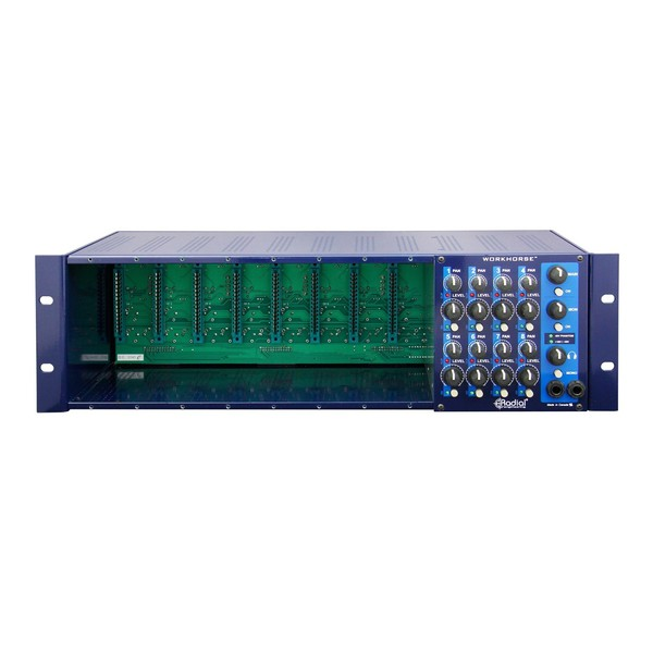 Radial Workhorse 500 Series Power Rack