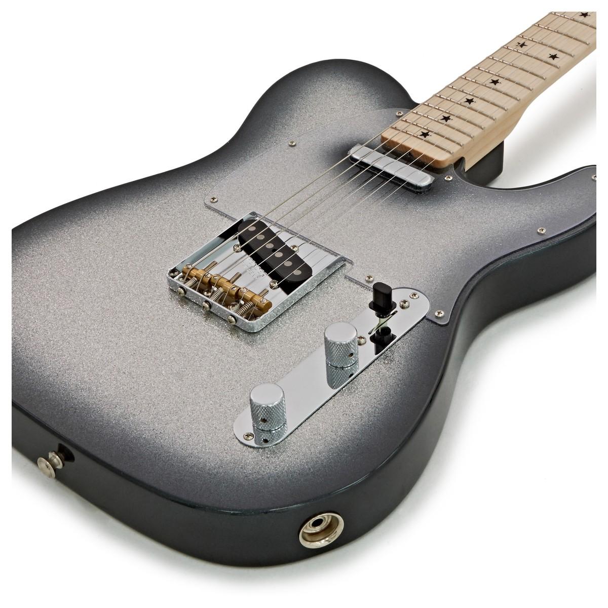Fender Custom Shop Alan Hamel Founders Design Telecaster Silver At Guitar Kit Builder Understanding The 5way Switch Nos Ash Loading Zoom