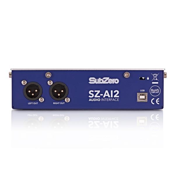 SubZero AI2 USB Audio Interface