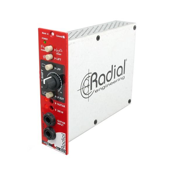 Radial Workhorse JDV 500 500 Series Guitar Amp Interface