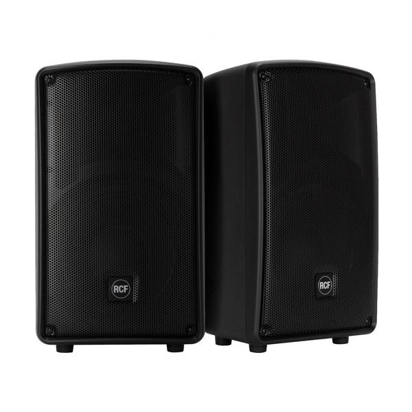 RCF HD10-A MK4 Active Monitors, Pair
