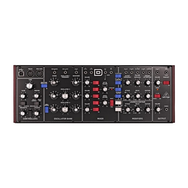 Behringer Model D Analog Synthesizer Module