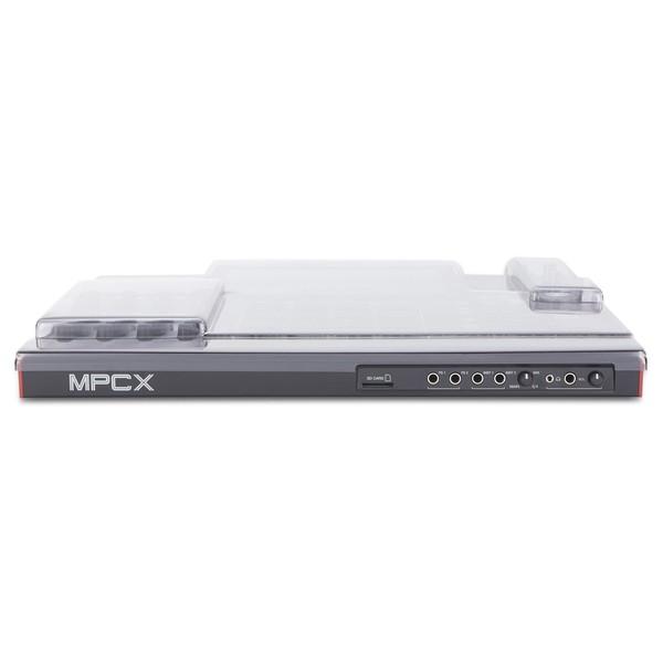 Akai MPC X Cover - Front
