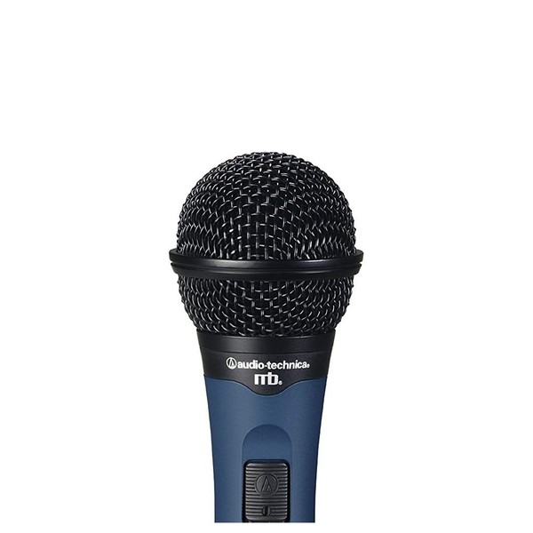 Audio Technica MB1K Dynamic Vocal Microphone, Grille