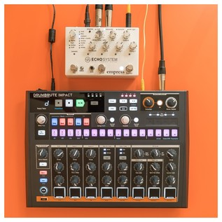 Arturia Drumbrute Impact Drum Machine - Lifestyle 1