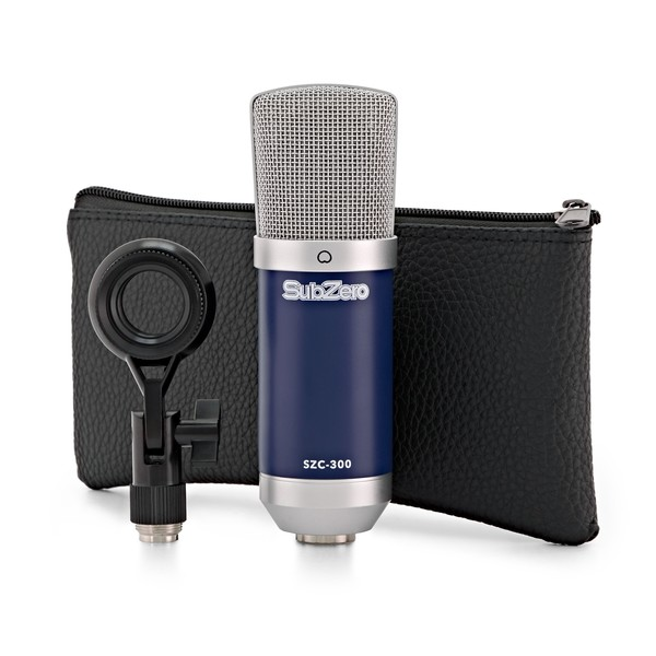 SubZero 2Hub Vocalist Home Recording and Monitoring Bundle