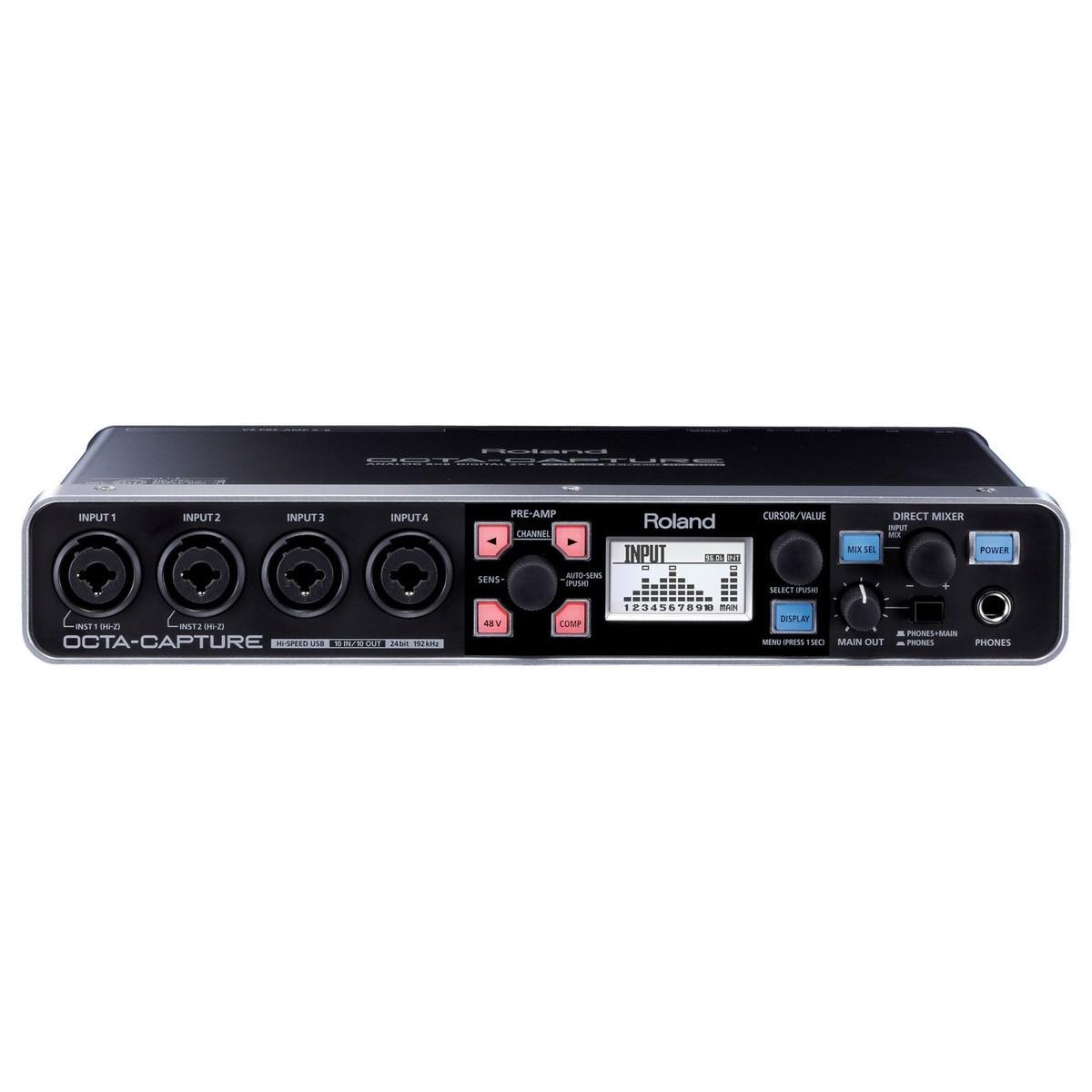 Roland UA-1010 Octa-Capture USB2 Interface