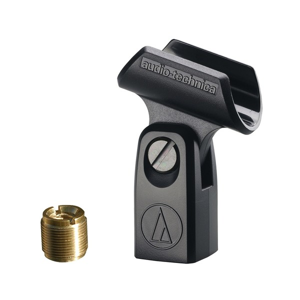 Audio Technica PRO24 Stereo Condenser Microphone, AT8405a and Adapter