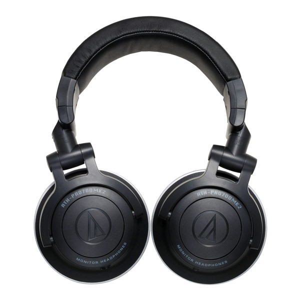 Audio Technica ATH-PRO700 MK2 Headphones, Side