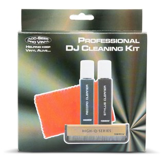 Acc-Sees Professional DJ Cleaning Kit - Front