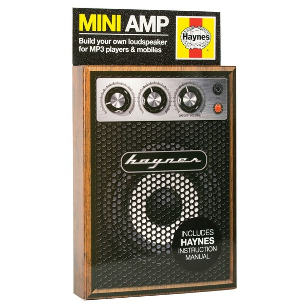Haynes MP3 Mini Amplifier Kit - Boxed