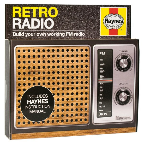 Haynes Retro Radio Kit - Main