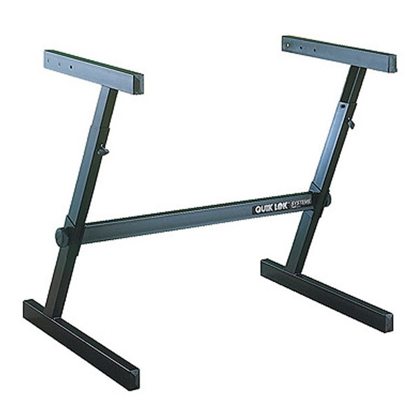 Quiklok Z-716 Single-Tier Keyboard Z-Stand