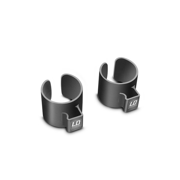 LD Systems CURV 500 Speaker Pole Cable Clips