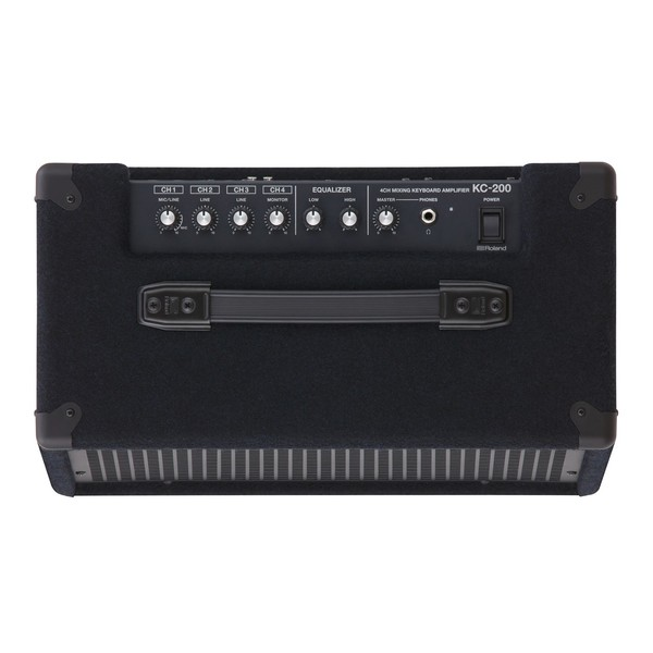 Roland KC-200 Amplifier Top