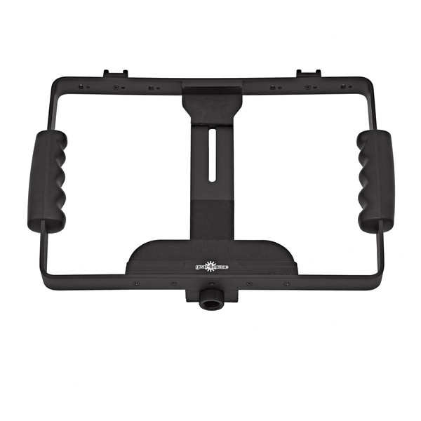 Universal Tablet Media Stand with Shoe Mounts by Gear4music