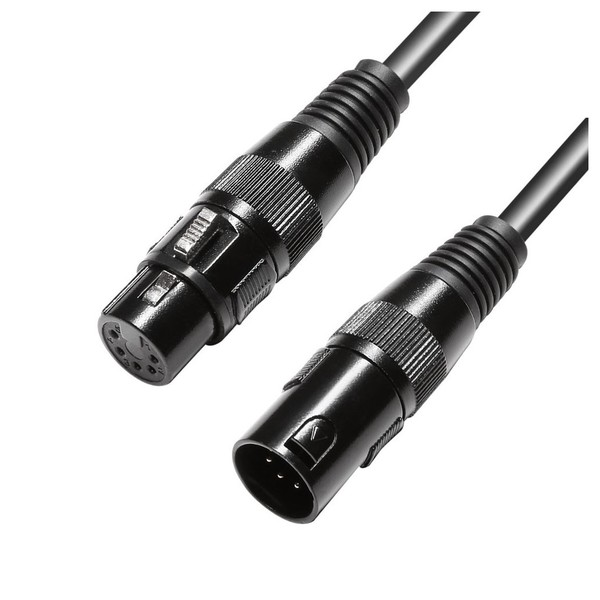 LD Systems 5 Pin XLR Cable For CURV 500 PA System, 10m