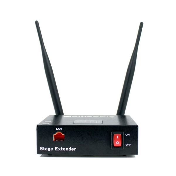 Nowsonic Stage Extender Dual Band Wireless Range Extender