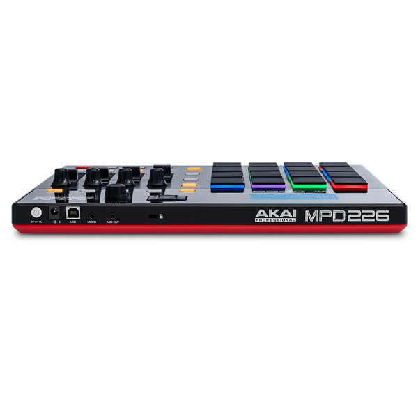 Akai MPD226 Pad Controller with Faders