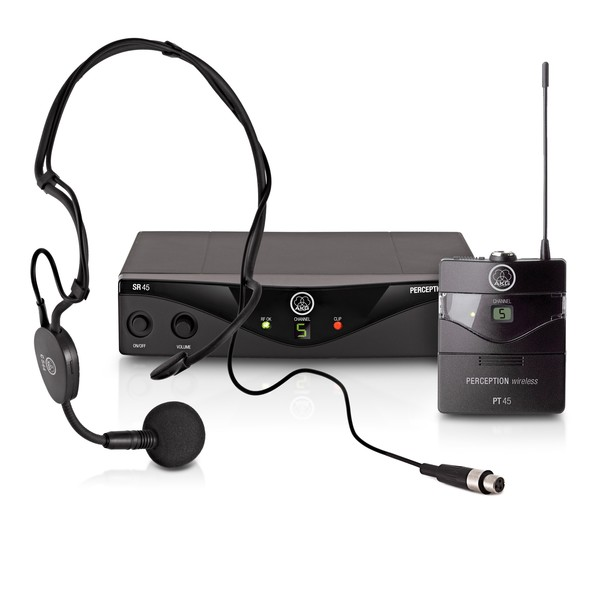 AKG Perception Wireless Sport Set (ISM)